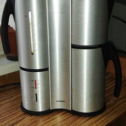 Кофеварки и кофемашины - Кофеварка Siemens TC 91100 Porsche , 0