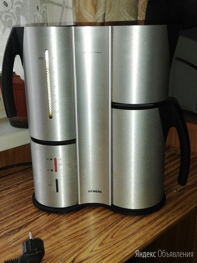 Кофеварка Siemens TC 91100 Porsche  по цене 4000₽ - Кофеварки и кофемашины, фото 0