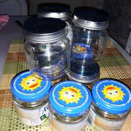 Ёмкости для хранения - баночки от детского питания, 0