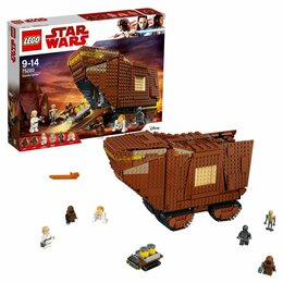 Конструкторы - LEGO Star Wars 75220 Песчаный краулер, 0