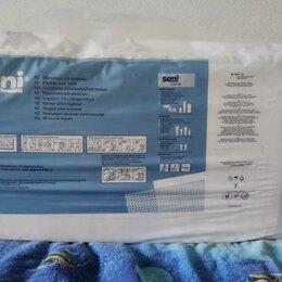 Средства для интимной гигиены - Памперсы для взрослых seni  xl 4 30 шт/уп, 0