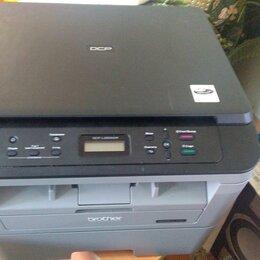 Принтеры, сканеры и МФУ - МФУ Brother DCP-L2500DR, принтер/сканер/копир, 0