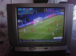 Телевизоры - Tелевизор JVC AV-21F3 . Диагональ 54см, 0
