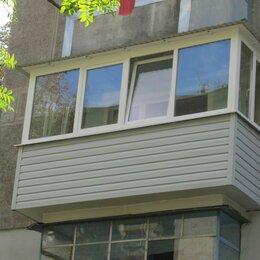 Архитектура, строительство и ремонт - Балкон с выносом от плиты, 0