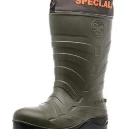Одежда и обувь - Сапоги эва с усиленной подошвой и шипами (70 C), 0