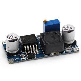 Товары для электромонтажа - DC-DC понижающий преобразователь напряжения LM2596, 0