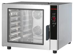 Жарочные и пекарские шкафы - Печь конвекционная Inoxtrend NB-SP-006E, 0