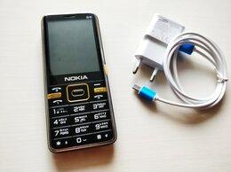 Мобильные телефоны - Nokia n3000 Black 3 сим-карты 5000 мА ч, отл, 0