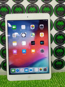 Планшеты - iPad mini 2 32Gb Wi-Fi + Cellular (б/у) Silver, 0