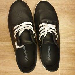 Кроссовки и кеды - Кеды черные размер 45, 0