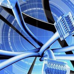 Прочее сетевое оборудование - Создание локальных компьютерных сетей (лвс,скс)), 0