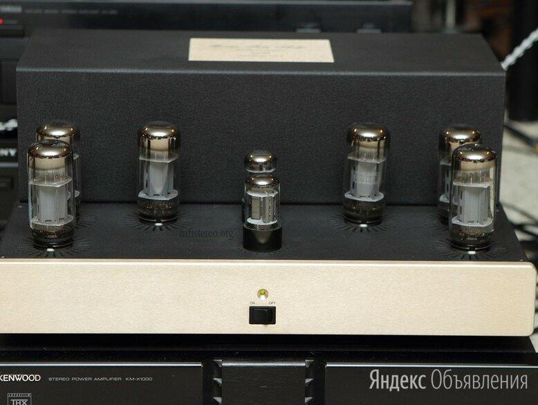 Усилитель Golden Tube Audio SE-40 по цене 55000₽ - Усилители и ресиверы, фото 0