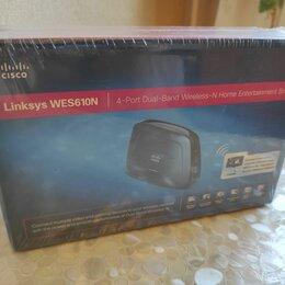 Прочее сетевое оборудование - Радио мост WiFi Cisco Linksys WES610N, 0