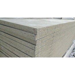 Фасадные панели - Цементно стружечная плита ЦСП 20 мм, 3,2х1,25 м, 0