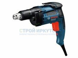Шуруповерты - Сетевой шуруповерт Bosch GSR 6-25 TE (0601445000), 0