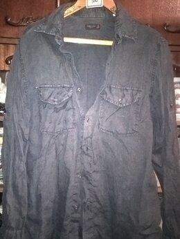 Рубашки - рубашка  CORNELIANI Италия лен, 0
