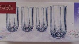 Бокалы и стаканы - Стаканы: Набор Cristal D'Arques (4 шт. Франция), 0