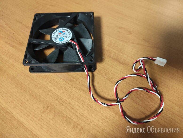 Вентилятор 90х90 мм по цене 149₽ - Кулеры и системы охлаждения, фото 0