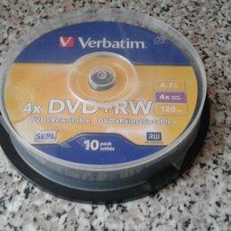 Диски - Продажа дисков DVD+RW, 0