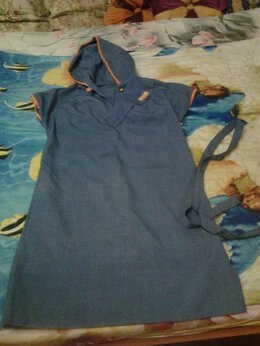 Платья - Платье с капюшоном Олимпиада 80, 0