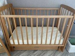 Кроватки - Кровать детская с матрасом с доставкой и сборкой, 0