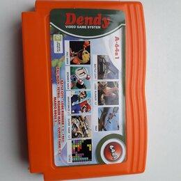 Игры для приставок и ПК - Картриджи для газовых приставок Sega 16 бит на Денди 8 бит, 0