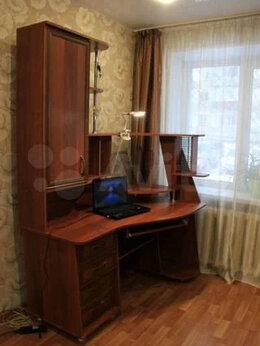 Компьютерные и письменные столы - Стол письменный + книжный шкаф, 0