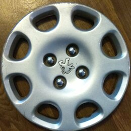 Шины, диски и комплектующие - Колпаки на Пежо R14, 0