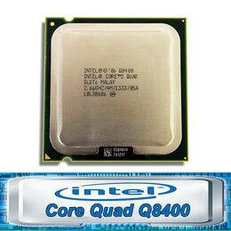 Процессоры (CPU) - Процессор intel Core 2 Quad Q8400, обмен, 0