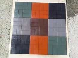 Тротуарная плитка, бордюр - полимерпесчаная тротуарная плитка, 0