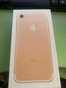 Мобильные телефоны - iphone 7 rose gold 128gb новый запечатанный в…, 0