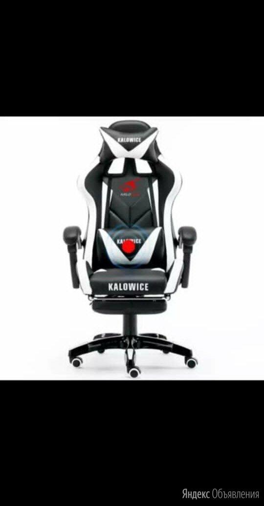 Игровые компьютерные геймерские кресла  по цене 12900₽ - Компьютерные кресла, фото 0