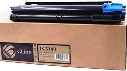 Картриджи - TK-5140C_БУЛАТ Совместимый тонер-картридж , 0