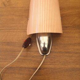 Бра и настенные светильники - светильник настенный бра, 0