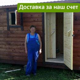 Готовые строения - Перевозная баня 4 на 2,25 метров, 0