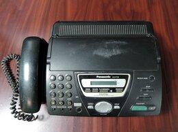 Факсы - Факс Panasonic KX-FT78, 0