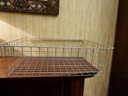 Стеллажи и этажерки - Корзина металлическая от системы хранения икеа, 0