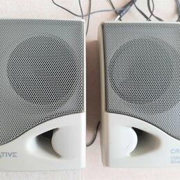 Компьютерная акустика - Колонки порт. для компьютера Creative CS36 speakers. , 0
