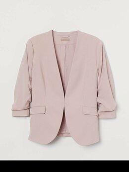 Жакеты - HM+ 3XL летний женский пиджак жакет на подкладке…, 0
