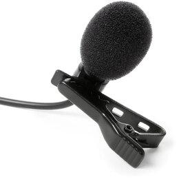 Микрофоны - Микрофон Tiktok MIC Lav MicroPhone 3.5mm(4Pin), 0