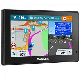GPS-навигаторы - Garmin DriveSmart 50 LMT D, 0