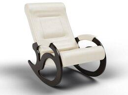 Кресла - Кресло-качалка Вилла (экокожа), 0