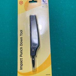 Наборы инструментов и оснастки - Инструмент для опрессовки - Cabeus HT-344KR, 0