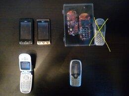 Мобильные телефоны - Старые мобильные телефоны Siemens С75, С45, LG…, 0