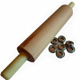 Скалки - Скалка деревянная 35-7,7см, 0