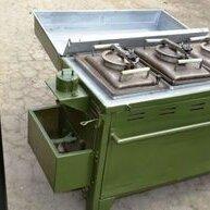 Военные вещи - кухня полевая кп30, 0