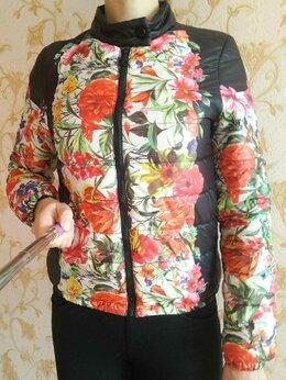 Куртки - Куртка весна р42-44, 0