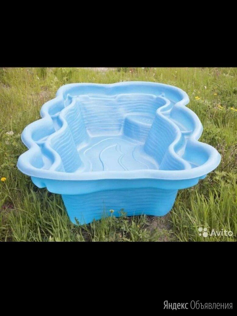 Пруд садовый полиэтиленовый цветной 1400 литров по цене 12709₽ - Готовые пруды и чаши, фото 0