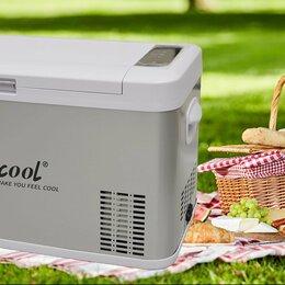 Сумки-холодильники и аксессуары - 25 литров Автомобильный компрессорный холодильник 12В Alpicool MK25 Lite, 0