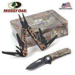 Ножи и мультитулы - Мультитул  и Складной нож Mossy Oak , 0